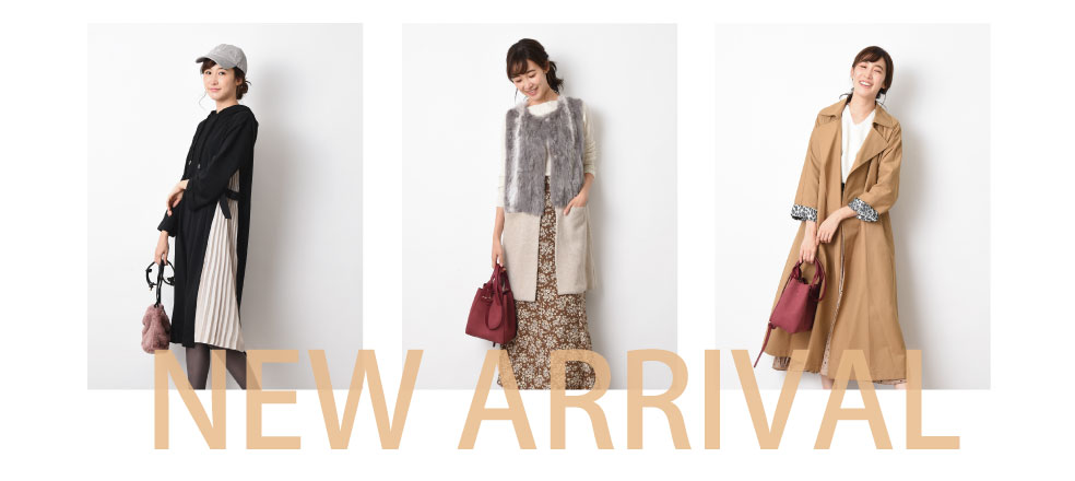 2019AW NEW ARRIVAL